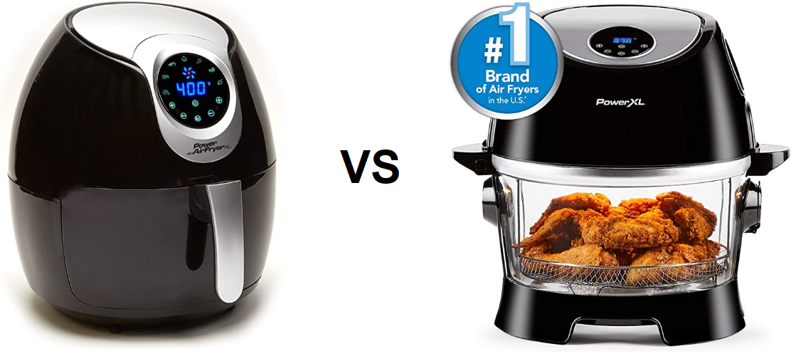 Turbo Air Fryer vs Power XL Air Fryer